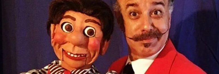Ventriloquist Dan